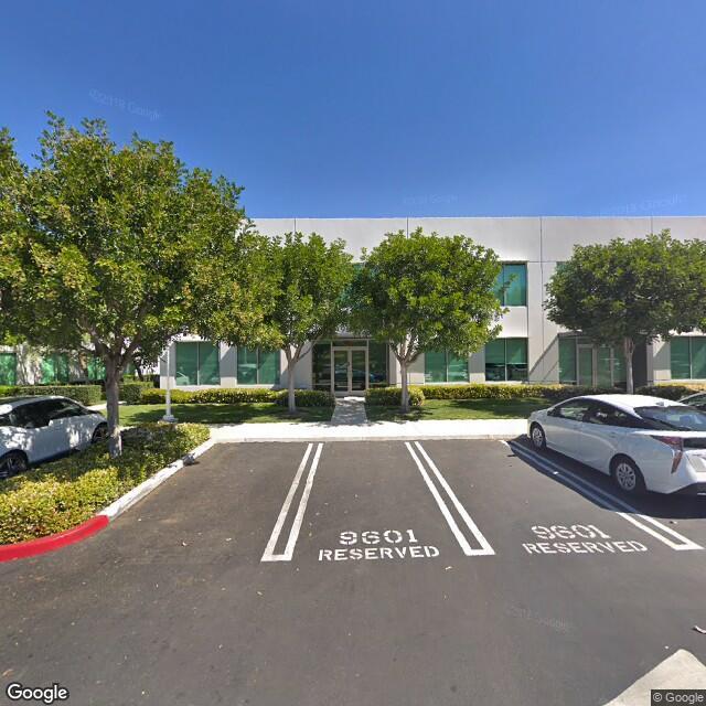 9601 Irvine Center Dr.