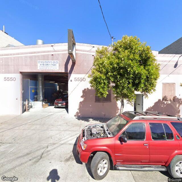 5550 Mission Street