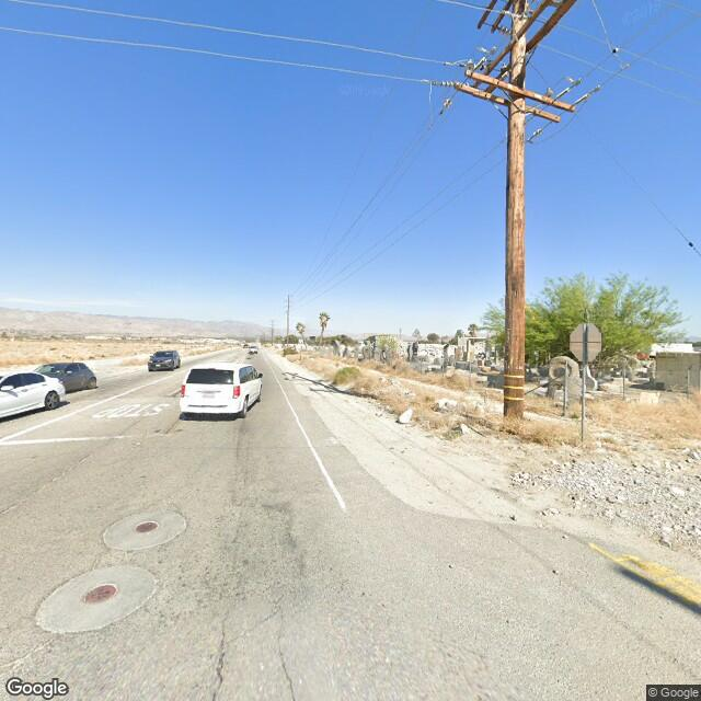 Little Morongo Rd and Dillon Rd