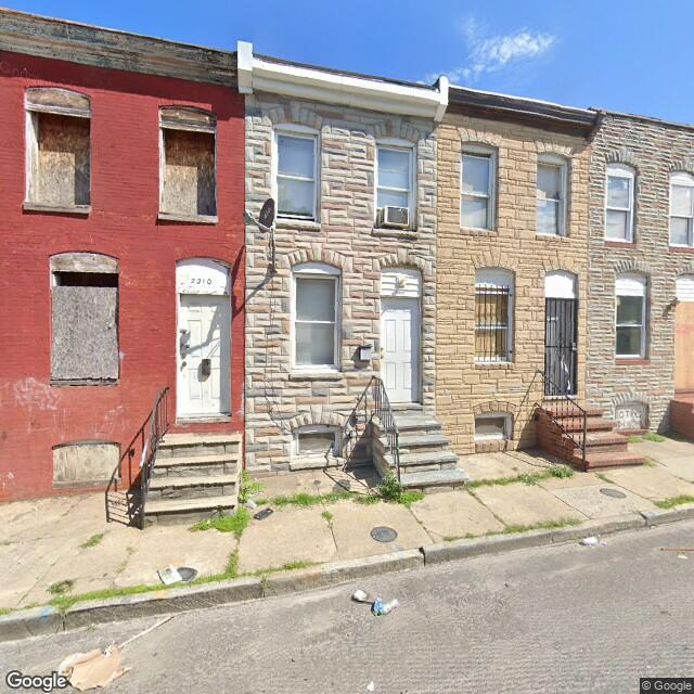 1101 - 1133 Wilso Dr, Baltimore, MD, 21223-3230