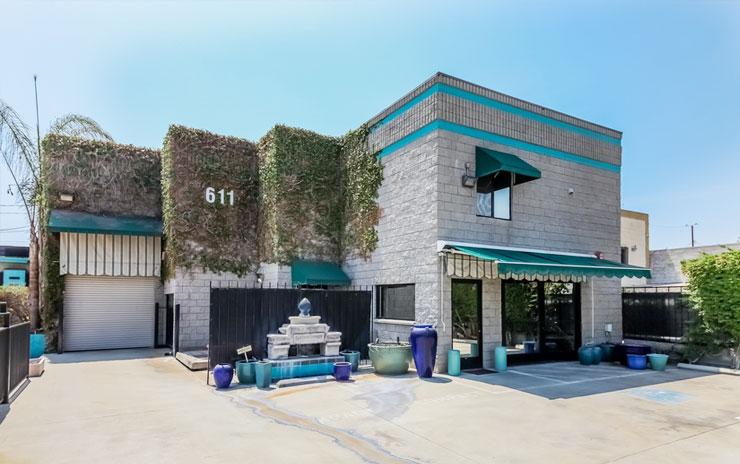 611-615 S. Glenwood Place, Burbank, CA, 91506