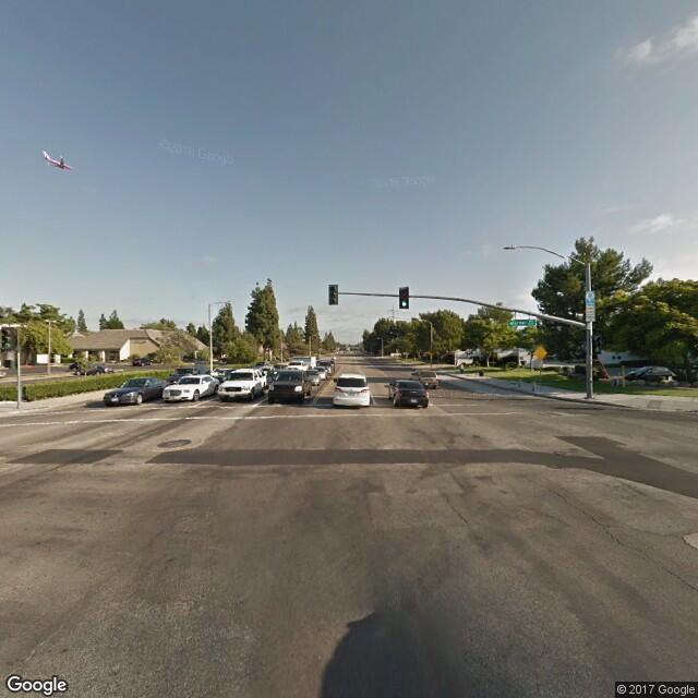 2101-2295 S. Grand Avenue & 1471 - 1495 E. Warner Avenue