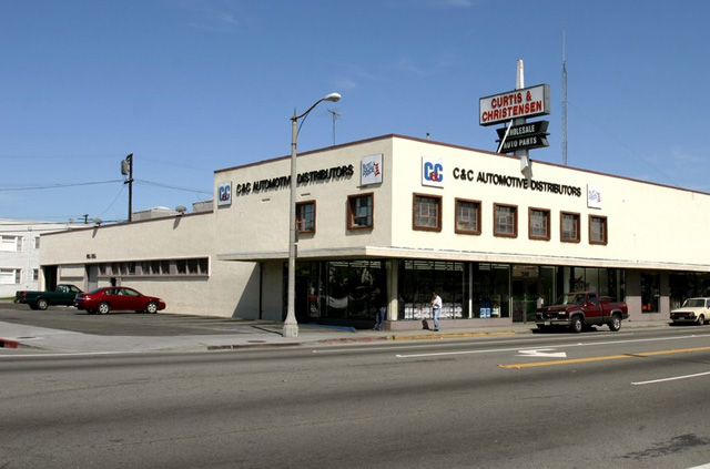 Long Beach Industrial Property For Lease