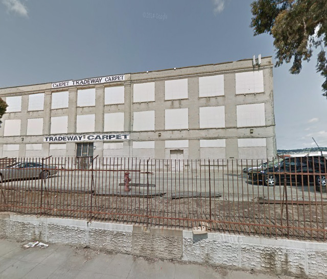 Richmond Warehouse Space For Rent