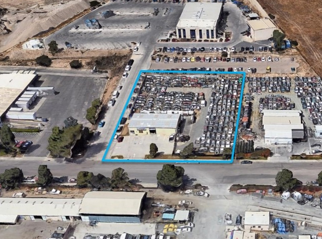 Chula Vista Warehouse Space for Rent - 891 Energy Way