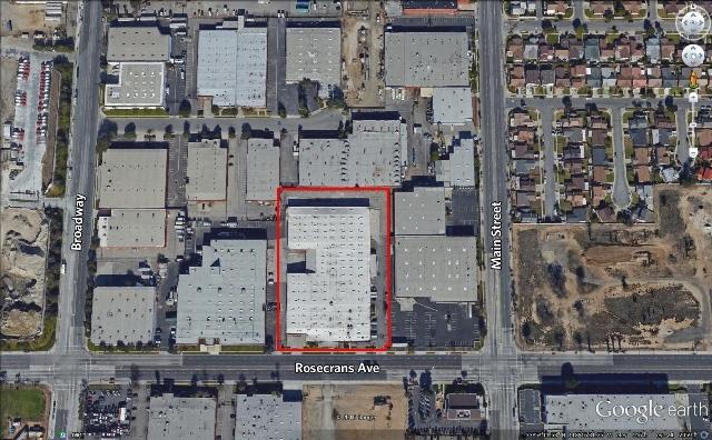 151-153 W Rosecrans Ave
