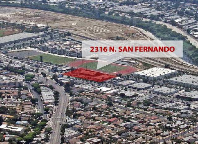 2316 N San Fernando Rd